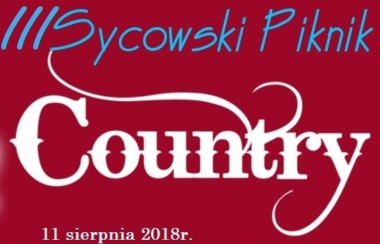 III SYCOWSKI PIKNIK COUNTRY